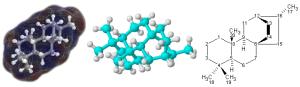 Terpenoid molecule