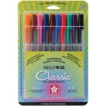 "The ""ice cream smooth"" Gelly Rolly by Sakuru comes in a variety of colors."